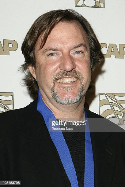 Composer D. Brent Nelson arrives at ASCAP Honoring Alan & Marilyn Bergman at The 23rd Annual Film And Television Music Awards on May 6, 2008 at The...