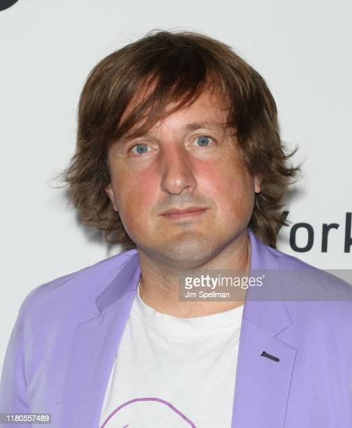 Composer Daniel Pemberton attends the Motherless Brooklyn premiere during the 57th New York Film Festival on October 11 2019 in New York City