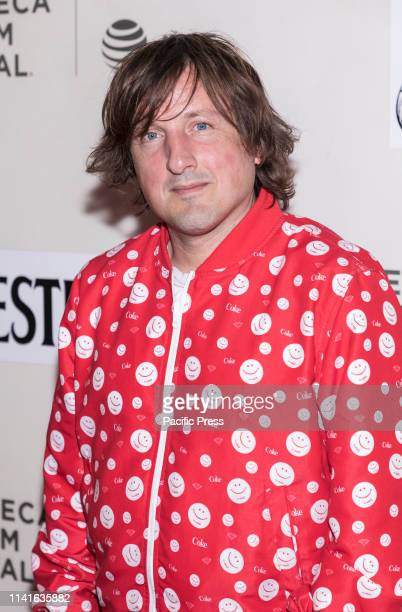 Composer Daniel Pemberton attends Yesterday Closing Night Gala Film during 2019 Tribeca Film Festival at The Stella Artois Theatre Manhattan