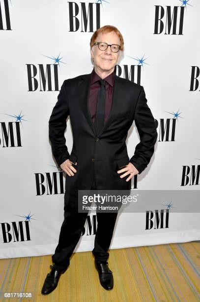Composer Danny Elfman at the 2017 Broadcast Music Inc Film TV Visual Media Awards at the Beverly Wilshire Hotel on May 10 2017 in Beverly Hills...