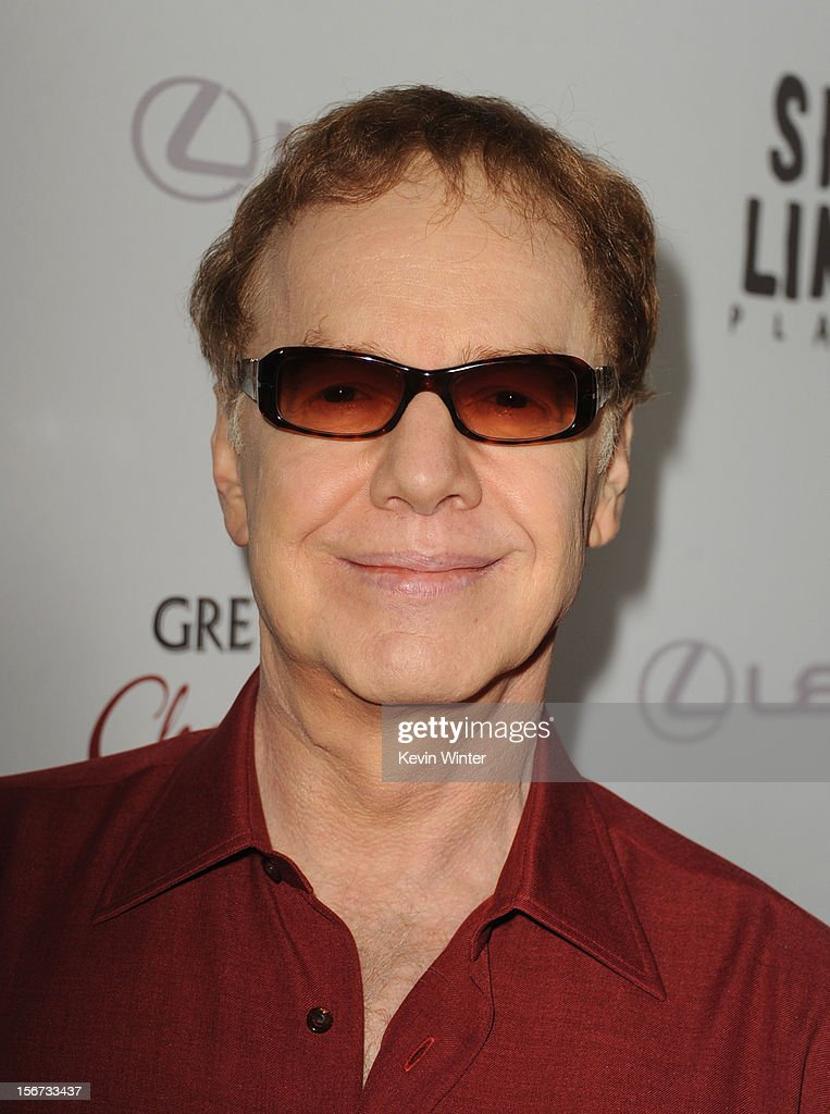 Composer Danny Elfman attends a screening of The Weinstein Company's 'Silver Linings Playbook' at the Academy of Motion Picture Arts and Sciences on November 19, 2012 in Beverly Hills, California.