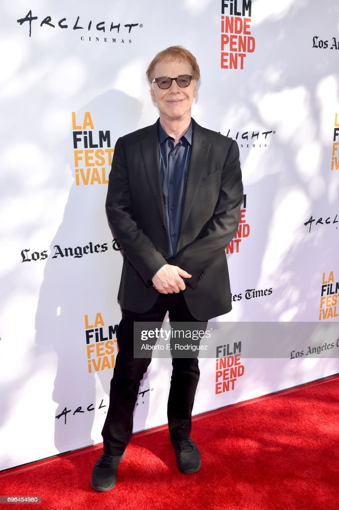 Composer Danny Elfman attends the premiere of 'Rabbit & Rogue' during the 2017 Los Angeles Film Festival at Arclight Cinemas Culver City on June 15, 2017 in Culver City, California.