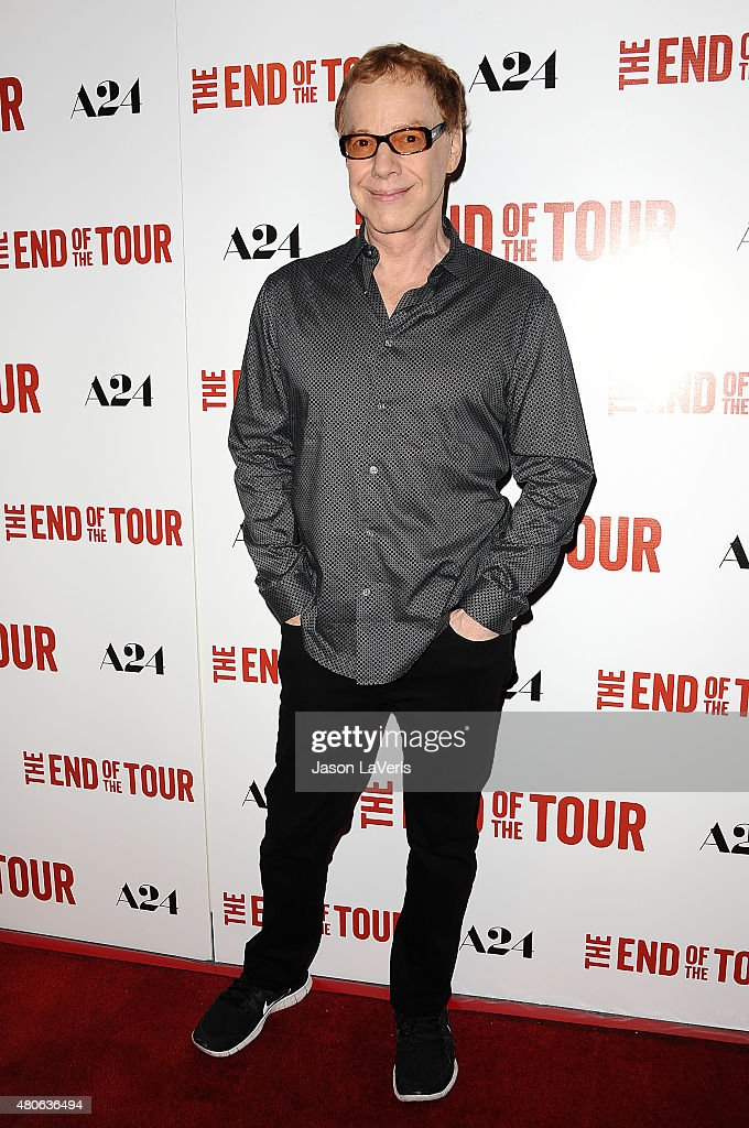 """Premiere Of A24's """"The End Of The Tour"""" - Arrivals"""