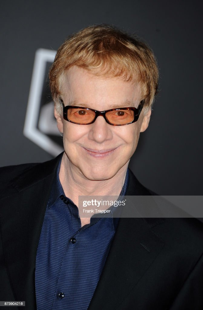 Composer Danny Elfman attends the premiere of Warner Bros. Pictures' 'Justice League' held at the Dolby Theatre on November 13, 2017 in Hollywood, California.