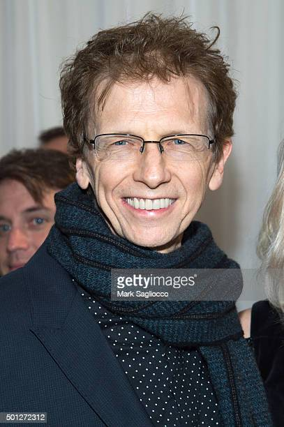 Composer David Campbell attends the 'Joy' New York premiere at the Ziegfeld Theater on December 13 2015 in New York City