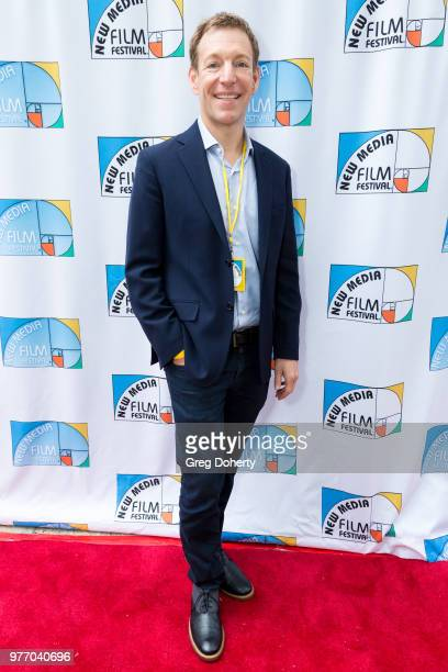 Composer David Leon attends the 9th Annual New Media Film Festival at James Bridges Theater on June 16 2018 in Los Angeles California