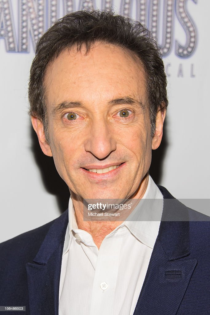 Composer David Pomeranz attends the 'Scandalous' Broadway Opening Night' at Neil Simon Theatre on November 15, 2012 in New York City.