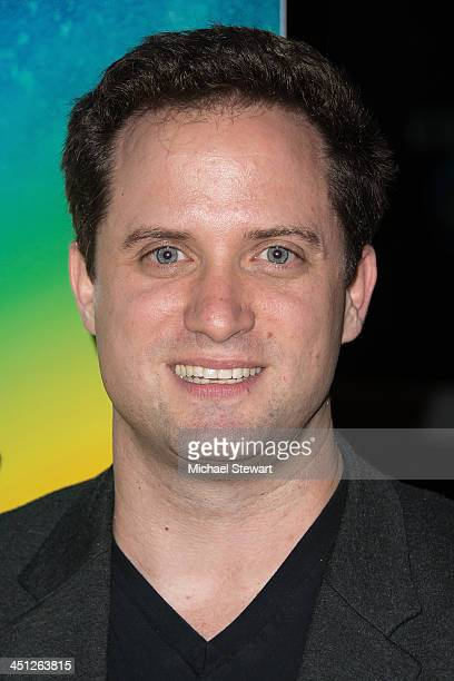 """Composer Elan Kunin attends the """"Lies My Father Told Me"""" Opening Night at Baruch Performing Arts Center on November 21, 2013 in New York City."""
