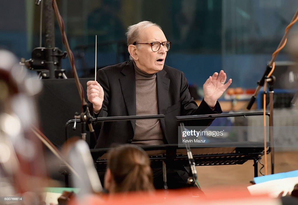 "Ennio Morricone - Live Recording ""H8ful Eight"" Soundtrack - Day 1"