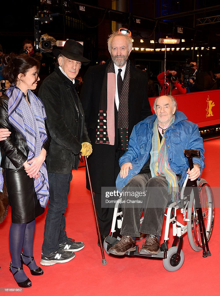 'Dark Blood' Premiere - 63rd Berlinale International Film Festival