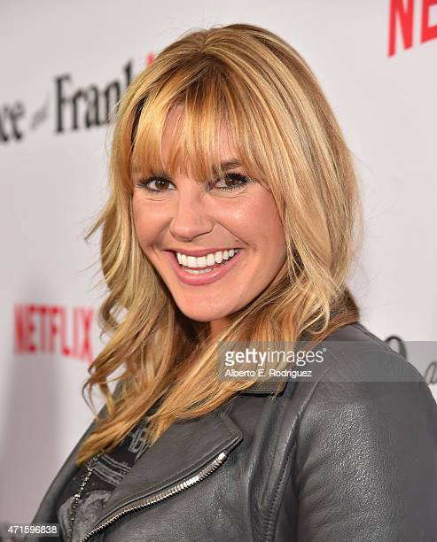 Composer Grace Potter attends the premiere of Netflix's Grace and Frankie at Regal Cinemas LA Live on April 29 2015 in Los Angeles California