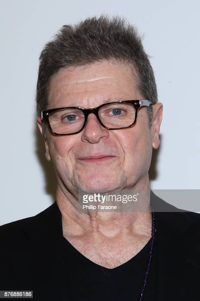 Composer Gustavo Santaolalla attends The Academy presents a screening and conversation of 'Amores Perros' at the Academy of Motion Picture Arts and...
