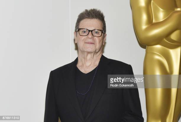 Composer Gustavo Santaolalla poses for portrait at a screening and conversation of 'Amores Perros' at the Academy of Motion Picture Arts and Sciences...
