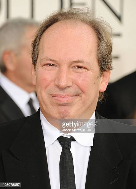 Composer Hans Zimmer arrives at the 68th Annual Golden Globe Awards held at The Beverly Hilton hotel on January 16 2011 in Beverly Hills California