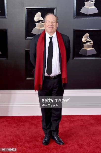 Composer Hans Zimmer attends the 60th Annual GRAMMY Awards at Madison Square Garden on January 28 2018 in New York City