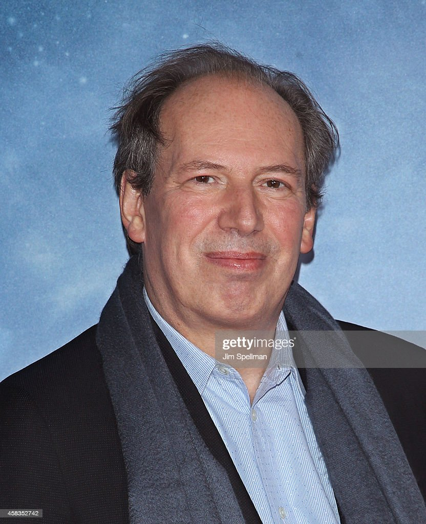 Composer Hans Zimmer attends the 'Interstellar' New York Premiere at AMC Lincoln Square Theater on November 3, 2014 in New York City.
