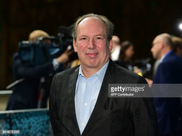 Composer Hans Zimmer attends the premiere of Blue Planet II at the British Film Institute Imax in London on September 27 2017 PHOTO / POOL / Geoff...