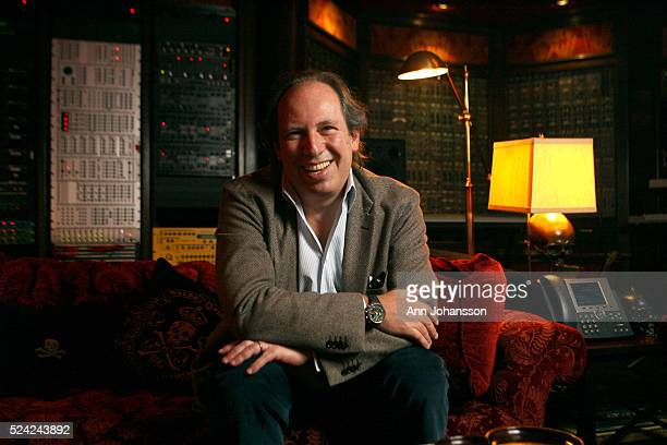 Composer Hans Zimmer poses for photographs in his studio at Remote Control in Santa Monica September 23 2010