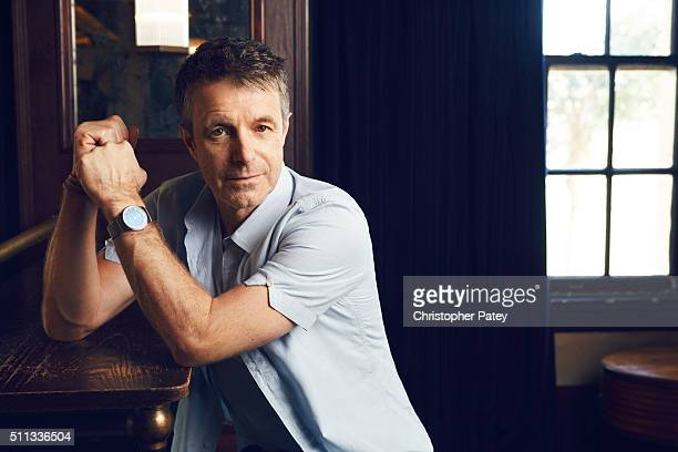Composer Harry GregsonWilliams is photographed for The Hollywood Reporter on October 29 2015 in Los Angeles California Published Image