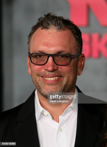 Composer Henry Jackman attends the premiere of Warner Bros Pictures' 'Kong Skull Island' at Dolby Theatre on March 8 2017 in Hollywood California