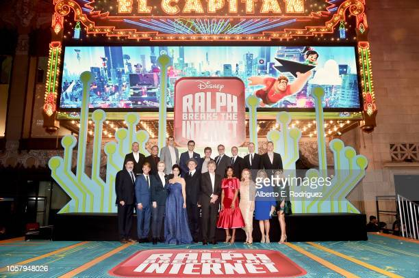 Composer Henry Jackman Raymond S Persi Actor Timothy Simons Director/Screenwriter Phil Johnston actor Sean Giambrone Director Rich Moore Producer...