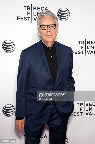 Composer Howard Shore attends the world premiere of Live From New York during the 2015 Tribeca Film Festival at The Beacon Theatre on April 15 2015...