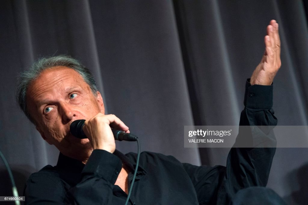 ENTERTAINMENT-US-FRANCE-FILM-COLCOA : News Photo