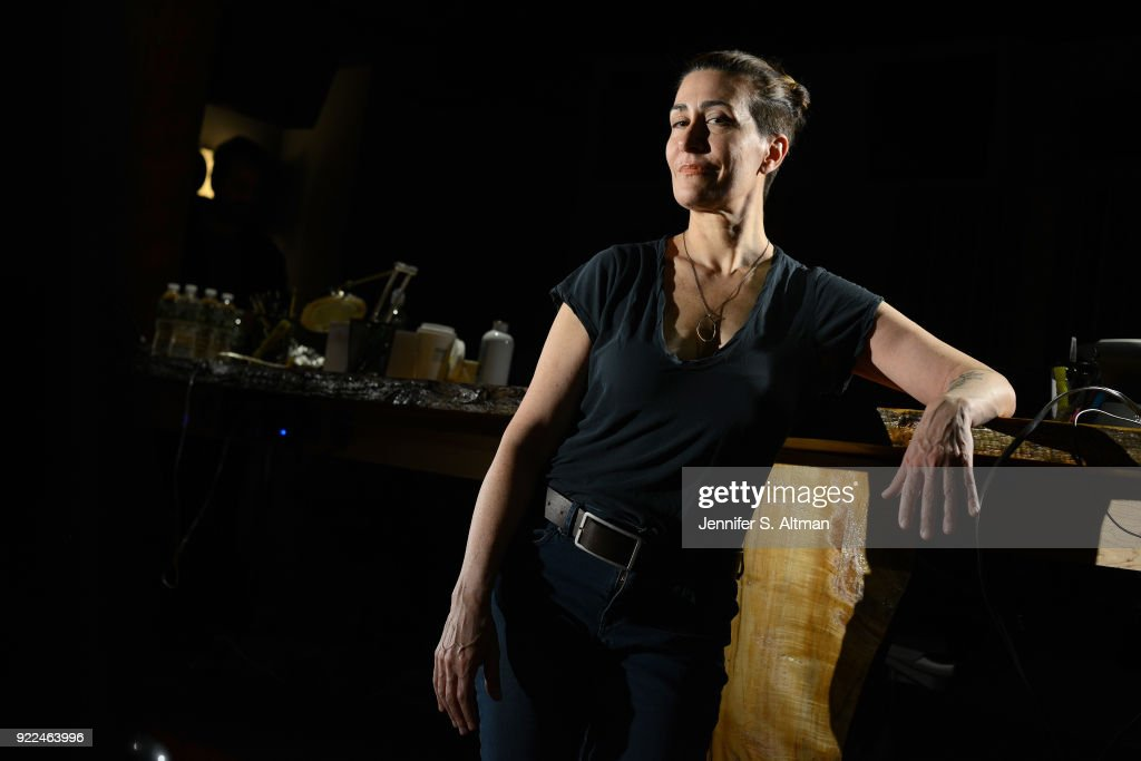Jeanine Tesori, Los Angeles Times, February 23, 2017 : News Photo