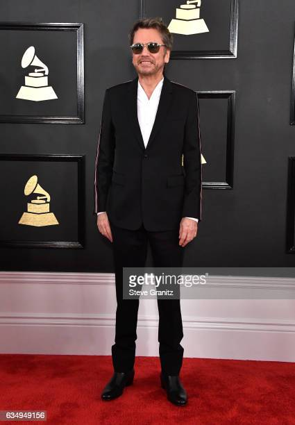 Composer JeanMichel Jarre attends The 59th GRAMMY Awards at STAPLES Center on February 12 2017 in Los Angeles California