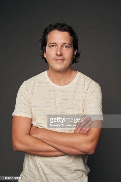 Composer Joel P. West from the film 'Just Mercy' poses for a portrait during the 2019 Toronto International Film Festival at Intercontinental Hotel...