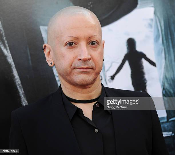 Composer Joseph Bishara arrives at the 2016 Los Angeles Film Festival The Conjuring 2 Premiere at TCL Chinese Theatre IMAX on June 7 2016 in...