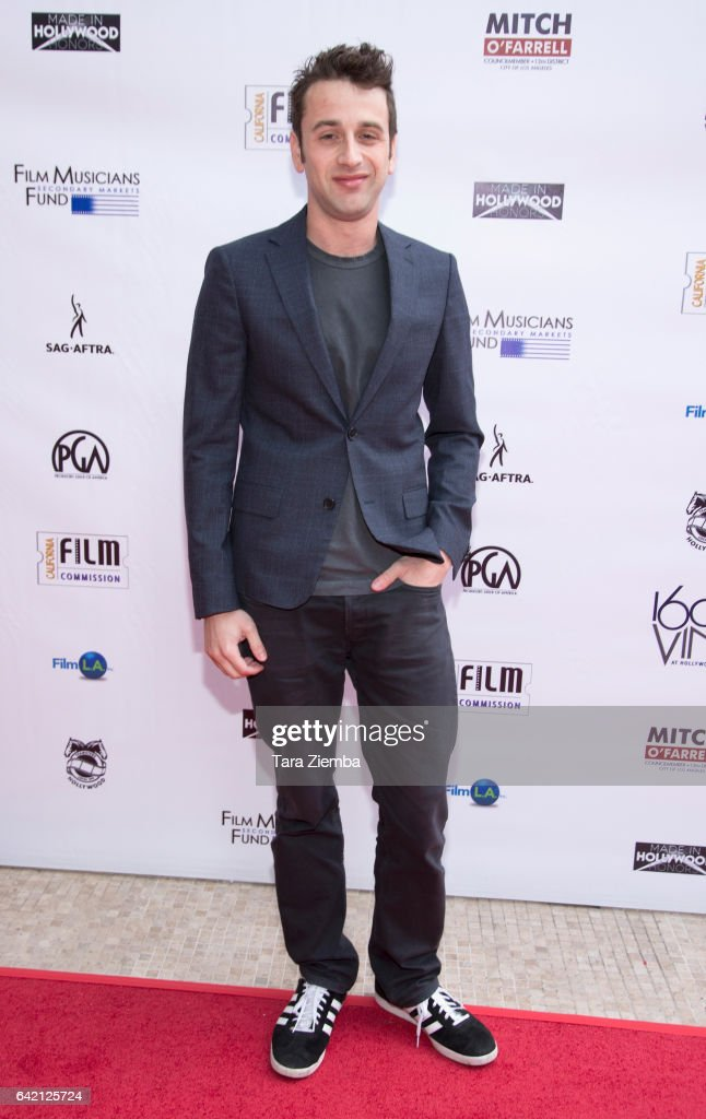 6th Annual Made in Hollywood Honors - Arrivals