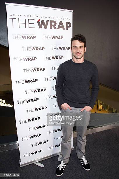 Composer Justin Hurwitz attends TheWrap's 'An Evening of Best Song Contenders' on December 12 2016 in Los Angeles California