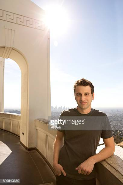 Composer Justin Hurwitz is photographed for Los Angeles Times on November 9 2016 in Los Angeles California PUBLISHED IMAGE CREDIT MUST READ Al...