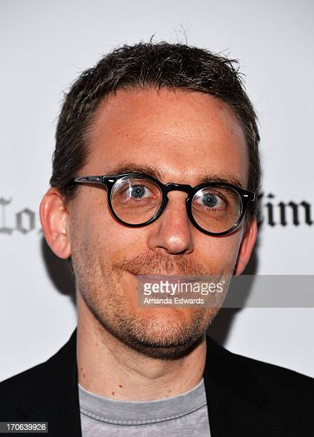 """Composer Kurt Oldman arrives at the """"Tapia"""" premiere during the 2013 Los Angeles Film Festival at Regal Cinemas L.A. Live on June 15, 2013 in Los..."""