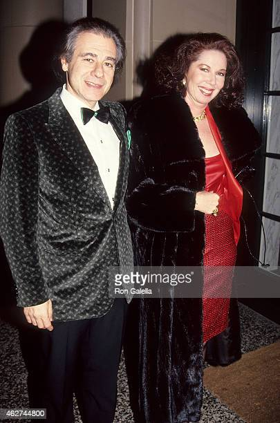 Composer Lalo Schifrin and wife Donna attend the Center Theatre Group Volunteers' Angel's Night Gala Salute to Hal David to Benefit the Mark Taper...