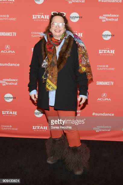Composer Laura Karpman attends the 'Half The Picture' Premiere during the 2018 Sundance Film Festival at Prospector Square Theatre on January 23 2018...