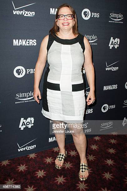 Composer Laura Karpman attends the screening of AOL Makers 'Makers Women In Hollywood' at the AMC Theaters Century City on October 6 2014 in Century...