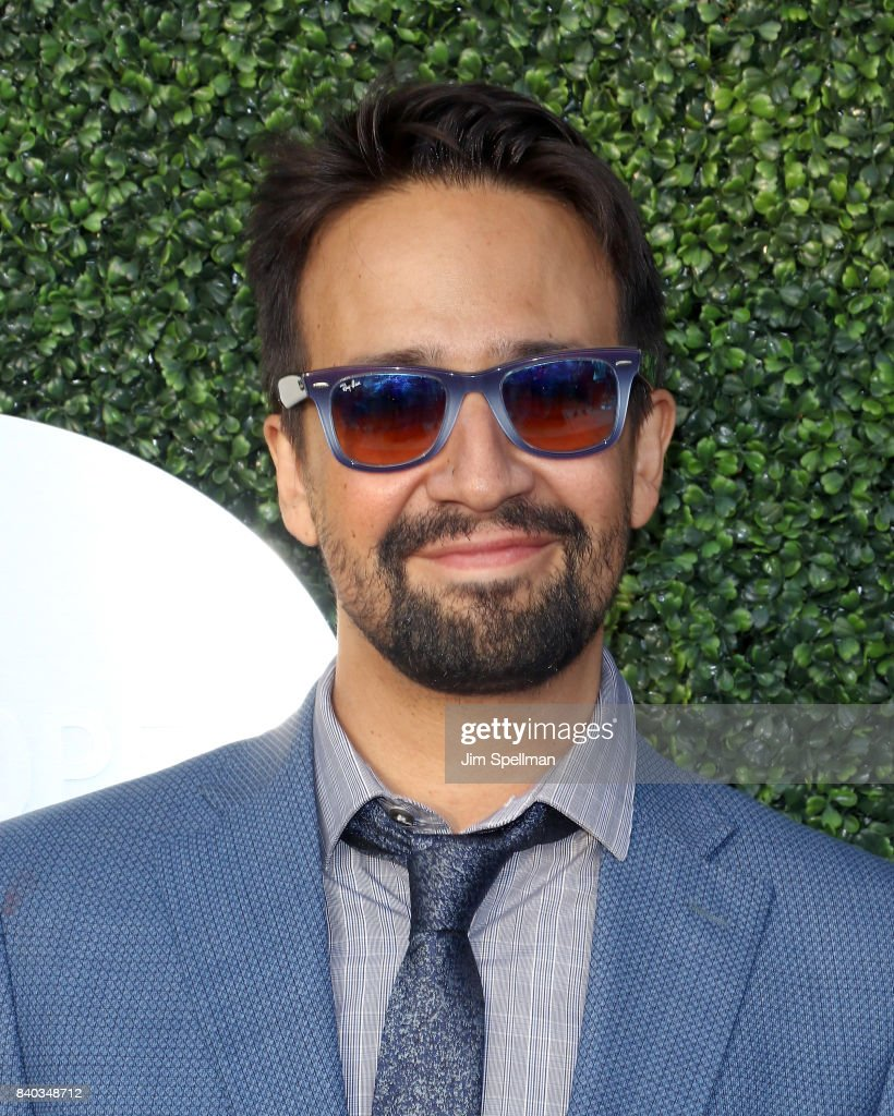 Composer Lin-Manuel Miranda attends the 17th Annual USTA Foundation Opening Night Gala at USTA Billie Jean King National Tennis Center on August 28, 2017 in the Queens borough of New York City.