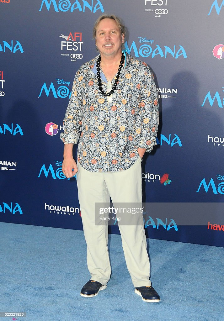 AFI FEST 2016 Presented By Audi - Premiere Of Disney's 'Moana' - Arrivals : ニュース写真