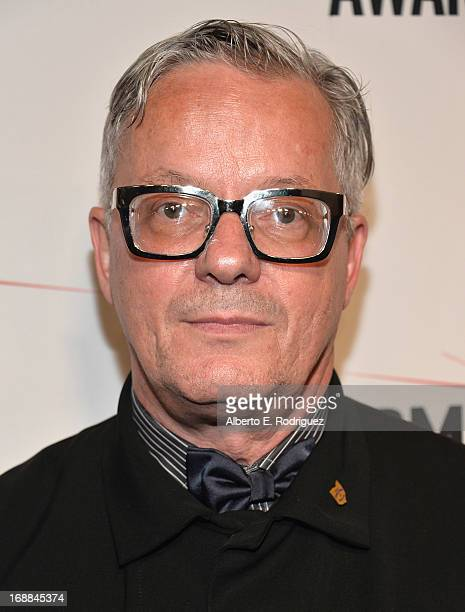 Composer Mark Mothersbaugh arrives to the BMI Film TV Awards Gala at the Regent Beverly Wilshire Hotel on May 15 2013 in Beverly Hills California