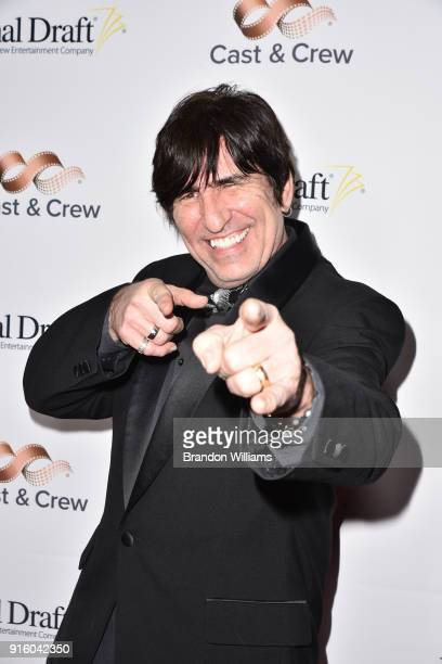 Composer Martin Blasick attends the 18th Annual Final Draft Awards at Paramount Theatre on February 8 2018 in Hollywood California