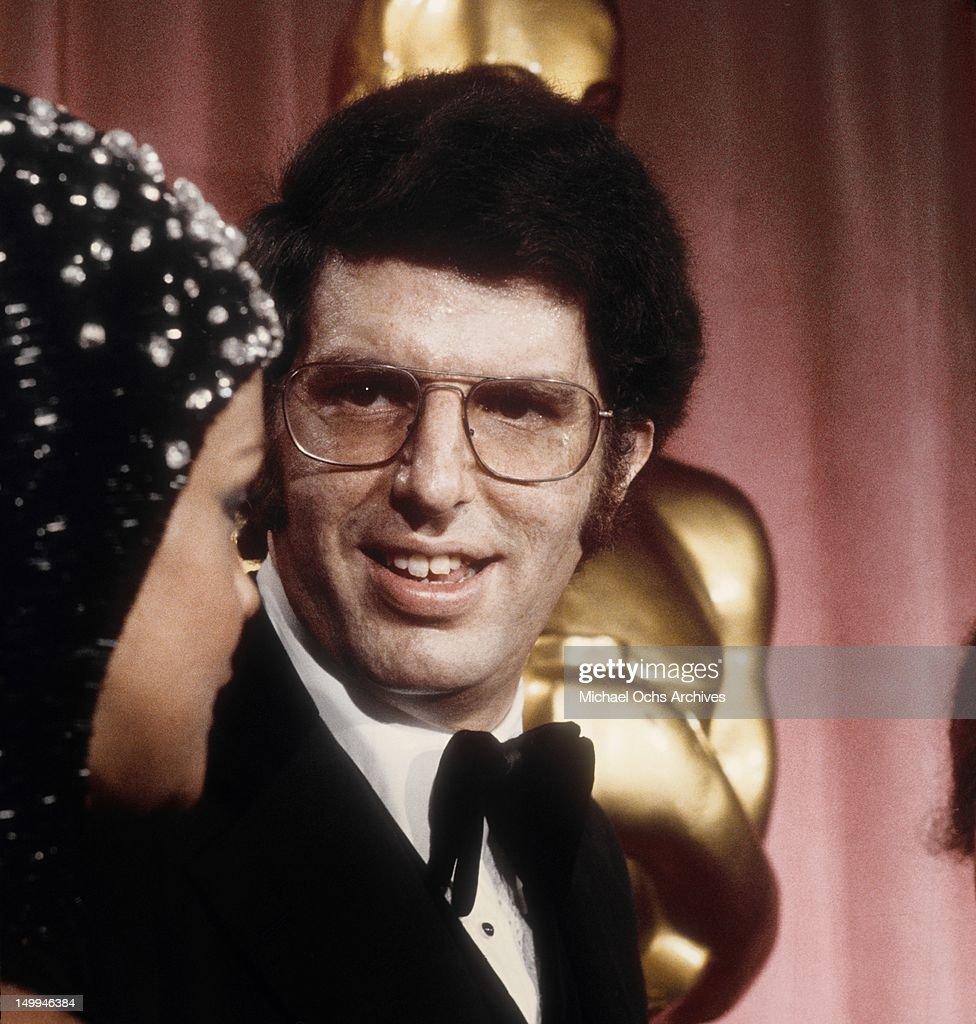 Marvin Hamlisch At The Academy Awards : News Photo