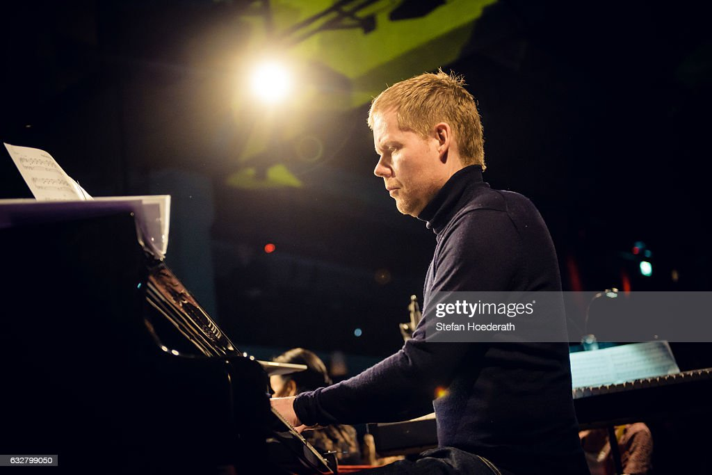 Yellow Lounge Concert With Max Richter : News Photo