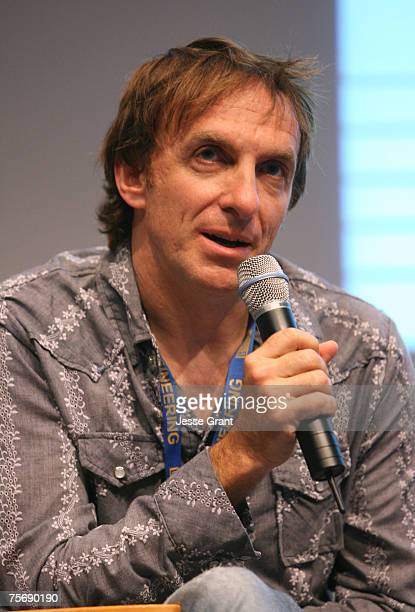 Composer Mychael Danna at the Young Film Composers Competition 2007 presented by Turner Classic Movies at The Skirball Cultural Center on July 25...