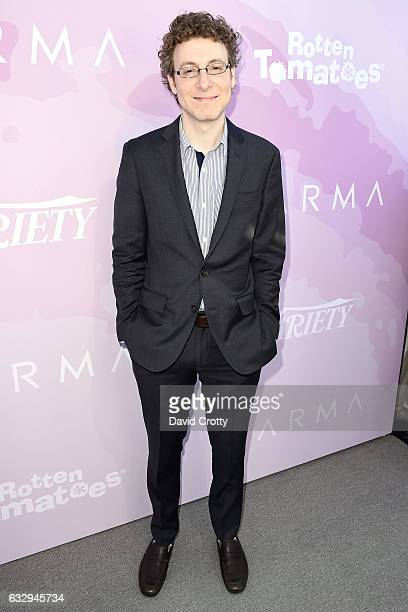 Composer Nicholas Britell arrives at Variety's Celebratory Brunch Event For Awards Nominees Benefiting Motion Picture Television Fund at Cecconi's on...