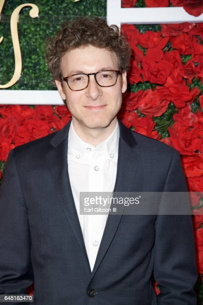 Composer Nicholas Britell attends Common's 3rd Annual Toast To The Arts at Ysabel on February 24 2017 in West Hollywood California
