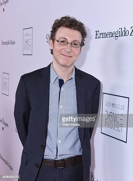 Composer Nicholas Britell attends the 2016 Los Angeles Dance Project Gala at The Theatre at Ace Hotel Downtown LA on December 10 2016 in Los Angeles...