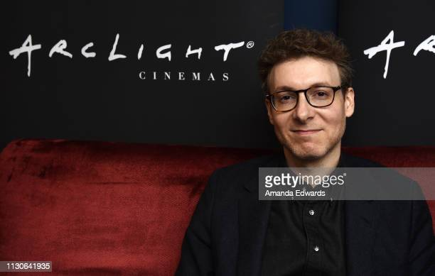 Composer Nicholas Britell attends the ArcLight Presents Hitting The High Note Screening Series Honoring 2019 Best Original Score Oscar Nominees If...