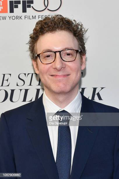 Composer Nicholas Britell attends the If Beale Street Could Talk US premiere during the 56th New York Film Festival at The Apollo Theater on October...